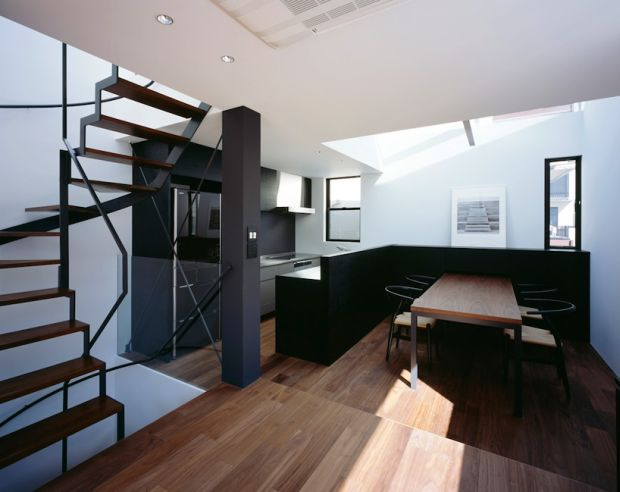 © Architects&Associates, fot. Masao Nishikawa