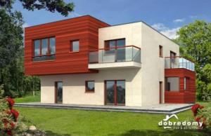 Projekt domu Kora