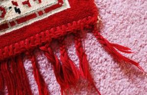 środki do czyszczenia dywanów