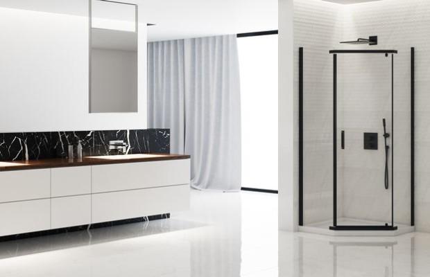 łazienka Dominnowacjipl Projekty Domów Katalog Firm